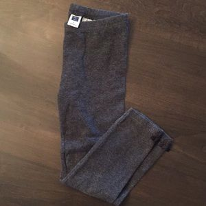 Janie and Jack bow leggings, size 3